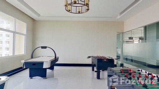 3D Walkthrough of the Indoor Games Room at Energy Seaside City - Hua Hin
