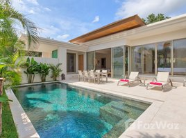 3 Bedrooms Villa for sale in Choeng Thale, Phuket Trichada Tropical