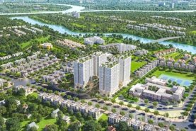 Orchid Park Real Estate Development in , Ho Chi Minh City