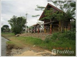 万象 Holiday home on island of Namsong River near city, Vangvieng for sale. 2 卧室 屋 售