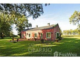 3 Habitaciones Casa en venta en , Buenos Aires Venta de excelente Campo de 52Has con Casa y 20 bo al 100, Torres, Buenos Aires