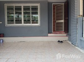3 Bedrooms Townhouse for sale in Thung Khru, Bangkok Urbantara Espacio Prachauthit 76