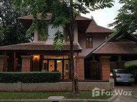 3 Bedrooms Property for sale in Nong Hoi, Chiang Mai House Near Varee School With Nice Garden