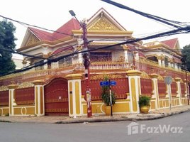 4 Bedrooms Villa for rent in Boeng Keng Kang Ti Bei, Phnom Penh Big Corner Villa For Rent in BKK1, 19m x 29m ( 4 Bedrooms ), $6,000/m ផ្ទះវីឡាកែងសំរាប់ជួលនៅបឹងកេងកង១, 19m x 29m, $6,000/m