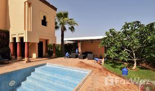 4 غرف النوم فيلا للبيع في NA (Menara Gueliz), Marrakech - Tensift - Al Haouz