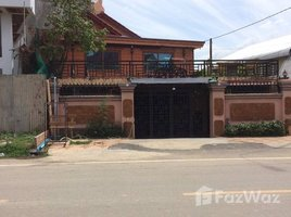 6 Bedrooms Villa for sale in Kampong Samnanh, Kandal VILLA FOR SALE