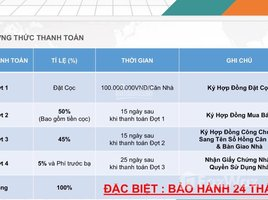 胡志明市 Binh Tri Dong B Bán gấp nhà mặt tiền ĐS 1B khu Tên Lửa, 1 trệt 3 lầu, mới xây 100%, công chứng giao nhà 开间 屋 售