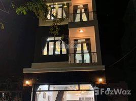 4 Phòng ngủ Nhà mặt tiền bán ở Phú Xuân, TP.Hồ Chí Minh Biệt thự phố hẻm xe hơi Huỳnh Tấn Phát, Phú Xuân, Nhà Bè