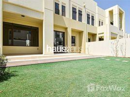 迪拜 Reem Community Type G Villa   Mira Oasis 3   Vacant 4 卧室 别墅 售