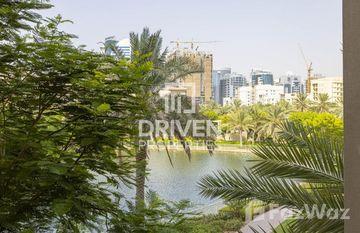 Canal Villas in Golf Towers, Dubai
