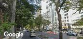 Street View of Oriental Residence Bangkok