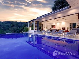 6 Bedrooms Villa for sale in Patong, Phuket Villa Rockstar - Amazing Panoramic Seaview
