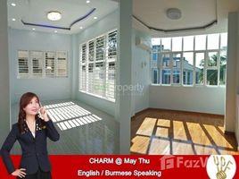 သင်္ဃန်းကျွန်း, ရန်ကုန်တိုင်းဒေသကြီး 5 Bedroom House for rent in Thingangyun, Yangon တွင် 5 အိပ်ခန်းများ အိမ် ငှားရန်အတွက်