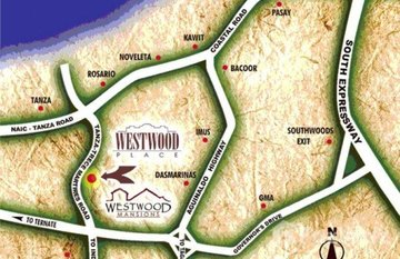 Westwood Mansions in General Trias City, Calabarzon