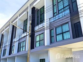 4 Bedrooms Townhouse for sale in Nong Prue, Pattaya Town Home Thep Prasit