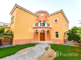 迪拜 Mediterranean Clusters Great location | Swimming pool | September 21 5 卧室 别墅 租