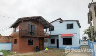 4 Habitaciones Casa en venta en Puerto De Cayo, Manabi