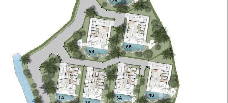 Master Plan of Himmapana Villas - Terraces - Photo 1
