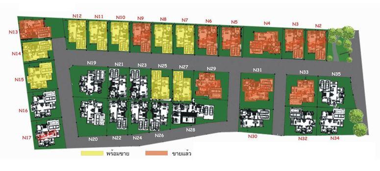 Master Plan of Baansuay Namuang - Photo 1