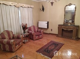 3 Schlafzimmern Immobilie zu vermieten in , Cairo شقة مفروشة بتراس للإيجار بموقع متميز بالزمالك
