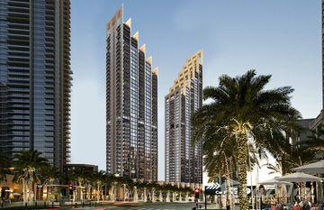 BLVD Heights Tower 1 in BLVD Heights, Dubai