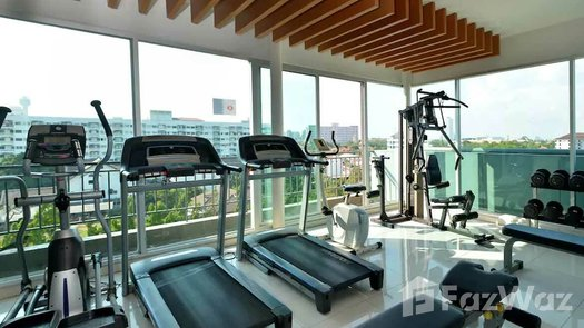 Photos 1 of the Communal Gym at The Gallery Jomtien