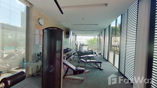 3D Walkthrough of the Communal Gym at The Madison