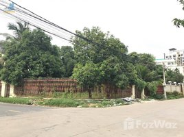 N/A Property for sale in Boeng Kak Ti Pir, Phnom Penh Corner Land For Sale, TUOL KORK, 555 Square Meter ( L-Map ) ដីកែងសំរាប់លក់នៅទួលគោក, មានទំហំ ៥៥៥ ការេ ( ប្លង់រឹង )