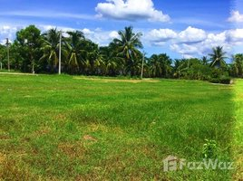 N/A Property for sale in Don Kruai, Ratchaburi Land 676 Sqw for Sale in Damnoen Saduak