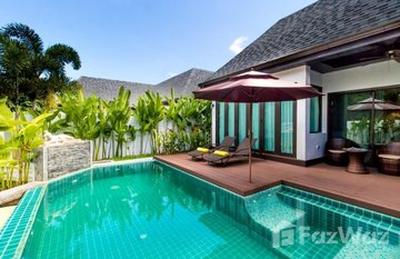Plunge Tropic Villas 2 in Rawai, Phuket