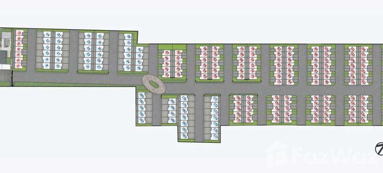Master Plan of iCopenh Sukhumvit 76 - Photo 1