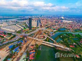 海防市 So Dau Bán 60,6m2 đất mặt đường tại ngã tư Metro Sở Dầu, Hồng Bàng. Giá 3.575 tỷ N/A 土地 售