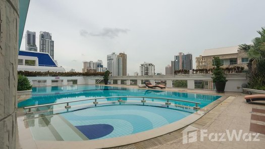3D Walkthrough of the Communal Pool at CNC Residence