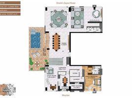 6 Bedrooms Penthouse for sale in Al Habtoor City, Dubai Amna