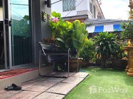 曼谷 Lam Pla Thio Baan Pruksa 78 3 卧室 屋 售