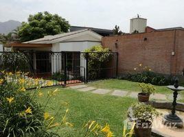 2 Habitaciones Casa en alquiler en La Molina, Lima José León Barandearán (Ex Av. La Planicie), LIMA, LIMA