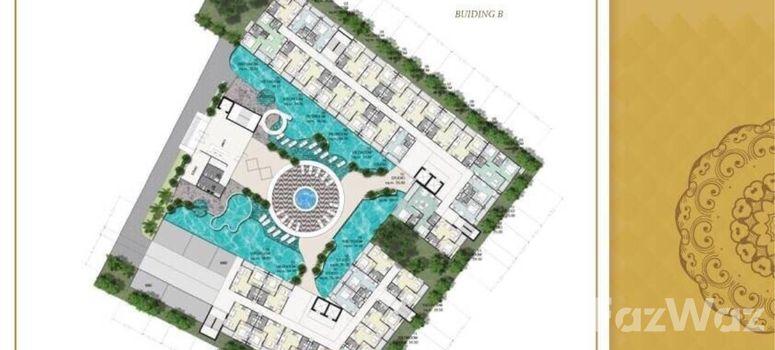 Master Plan of The Rhine Condominium Jomtien - Photo 1