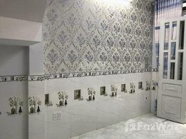 3 Phòng ngủ Nhà mặt tiền bán ở Tân Chánh Hiệp, TP.Hồ Chí Minh Bán nhà tặng full nội thất cao cấp, DT: 3.5x9m vị trí ngay bệnh viện Quận 12