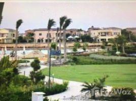 Matrouh townhouse villa for rent in marassi isola . 4 卧室 联排别墅 租