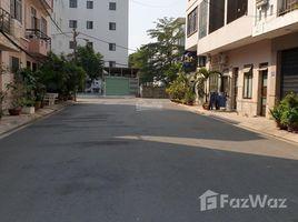 Studio House for sale in Ward 12, Ho Chi Minh City Bán gấp nhà mặt tiền hẻm ô tô 8m Sư Vạn Hạnh, P. 12 gần Vạn Hạnh Mall, Quận 10, giá 11.5 tỷ TL