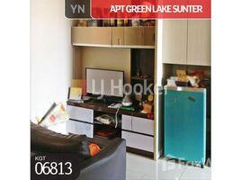 Aceh Pulo Aceh Apartemen Green Lake Sunter Tower 1 Lantai 9 Sunter 2 卧室 住宅 售