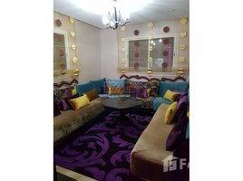 3 chambres Appartement a louer à Na Harhoura, Rabat Sale Zemmour Zaer HARHOURA-LOCATION-APPARTEMENT-MEUBLE