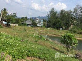 攀牙 Khuek Khak 27 Rai Land for Sale in the Middle of Bang Niang Market N/A 土地 售