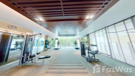 3D Walkthrough of the Communal Gym at The Address Chidlom