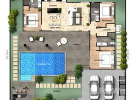 3 Bedrooms Villa for sale in Cha-Am, Phetchaburi Eeden Village