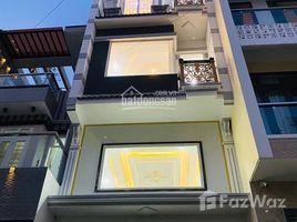 4 Bedrooms House for sale in An Lac, Ho Chi Minh City Bán nhà mặt tiền Võ Văn Kiệt, Q6. SHR. 1 trệt 3 lầu, 4PN, 5WC hỗ trợ vay 70% giá ĐT