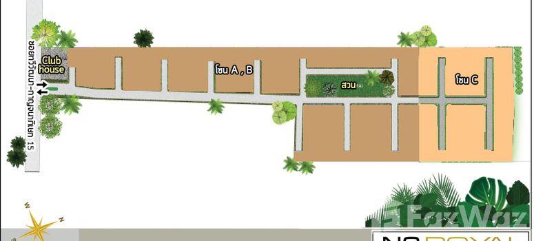 Master Plan of NC Royal Pinklao - Photo 1
