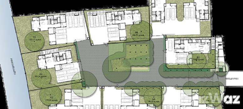 Master Plan of Quarter Thonglor - Photo 1
