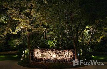 Prime Nature Villa in Racha Thewa, Samut Prakan