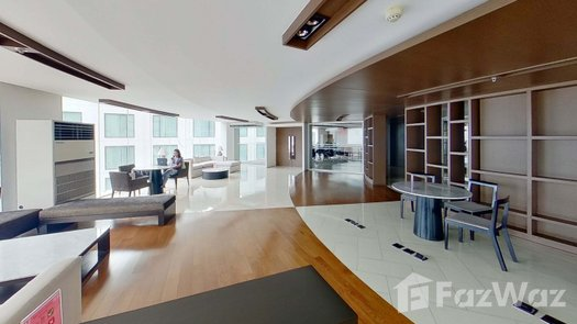 3D Walkthrough of the Clubhouse at 15 Sukhumvit Residences